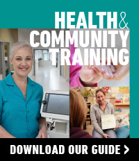 Health and Nursing courses