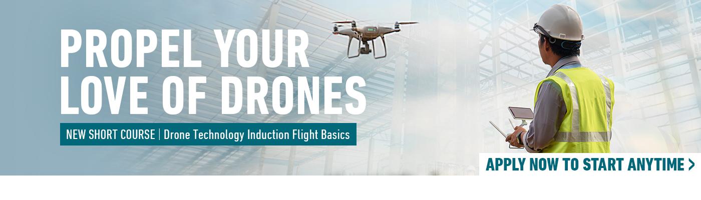 Kangan Institute DRONE TECHNOLOGY INDUCTION FLIGHT BASICS