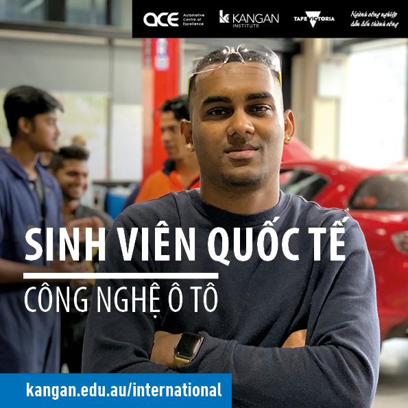 Automotive Vietnamese
