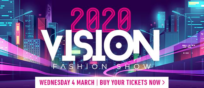 2020 VISION fashion show