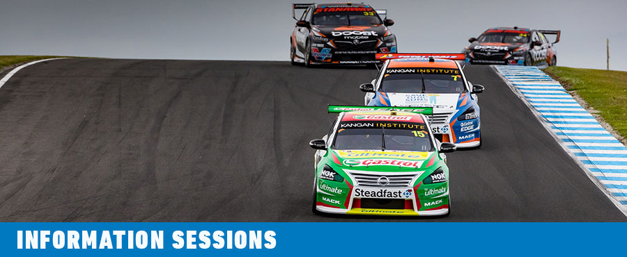 Motorsport information Sessions at Kangan Institute