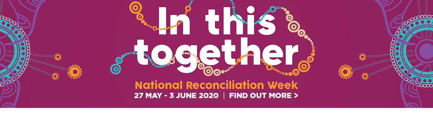 National Reconciliation week, information at Kangan Institute