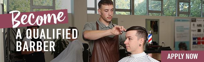 Cert 3 in Barbering at Kangan Institute