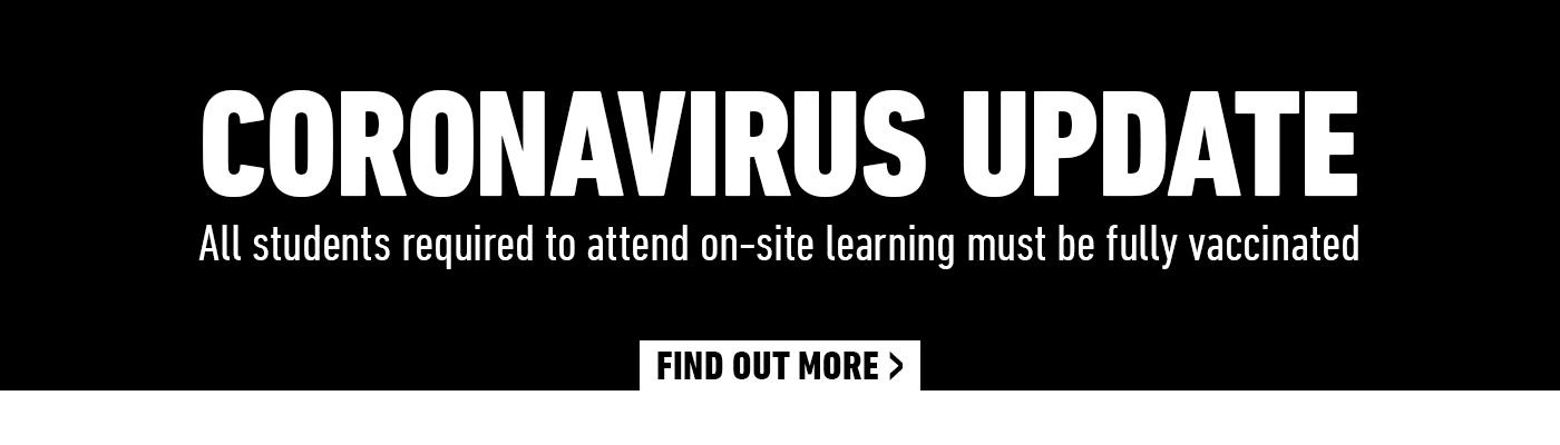 CORONAVIRUS Updates Kangan Institute
