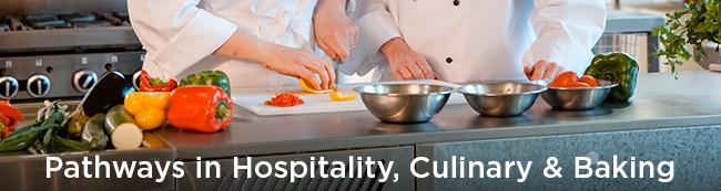 Hospitality pathways