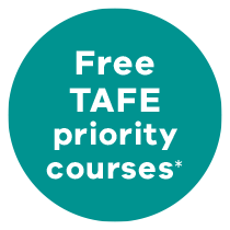 FREE TAFE priority courses