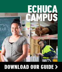 Echuca Course guide