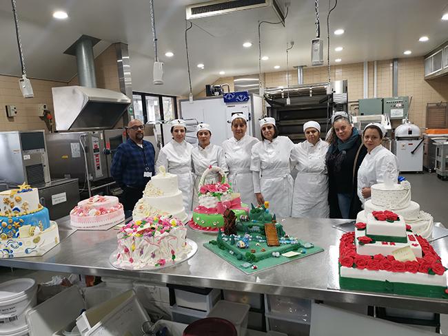 Sweet success for award-winning baking students