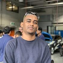 Joseph Thompson - Diploma of Automotive Technology