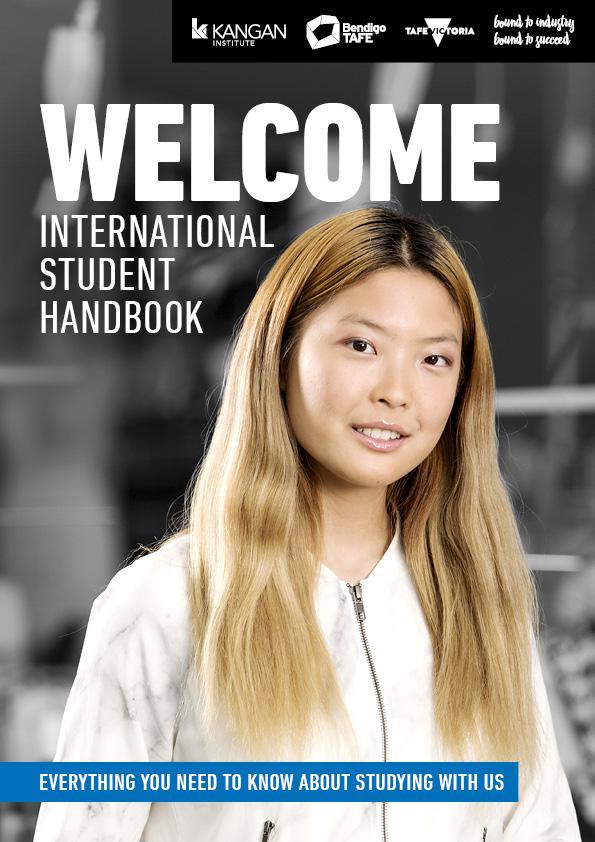 International Student Welcome Handbook