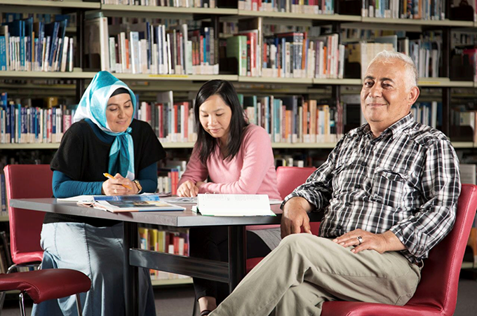 Study Spoken and Written English at Kangan Institute