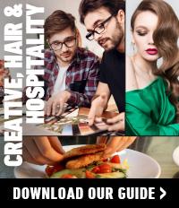 Creative Hair and Hospitality courses