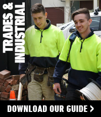 Trades and Industrial courses