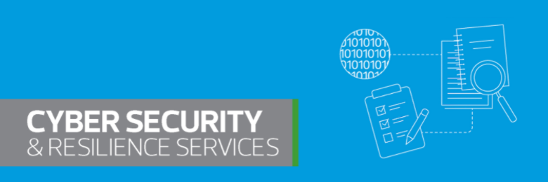 Cyber Security & Resilience Services banner