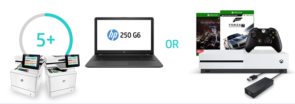 Get a HP Probook 250 G6 or Xbox One S 1TB Bundle