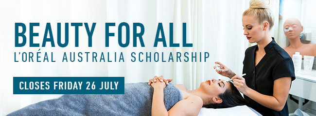 Loreal Beauty Scholarship