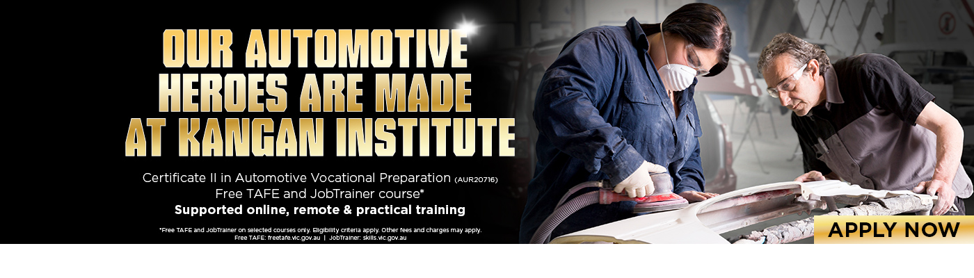 Certificate II In Automotive Vocational Preparation