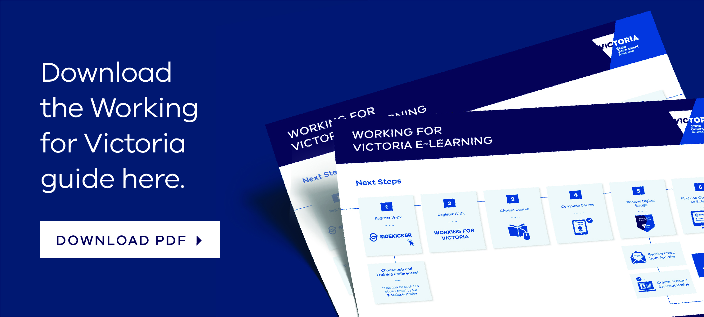 Download the Working for Victoria guide here