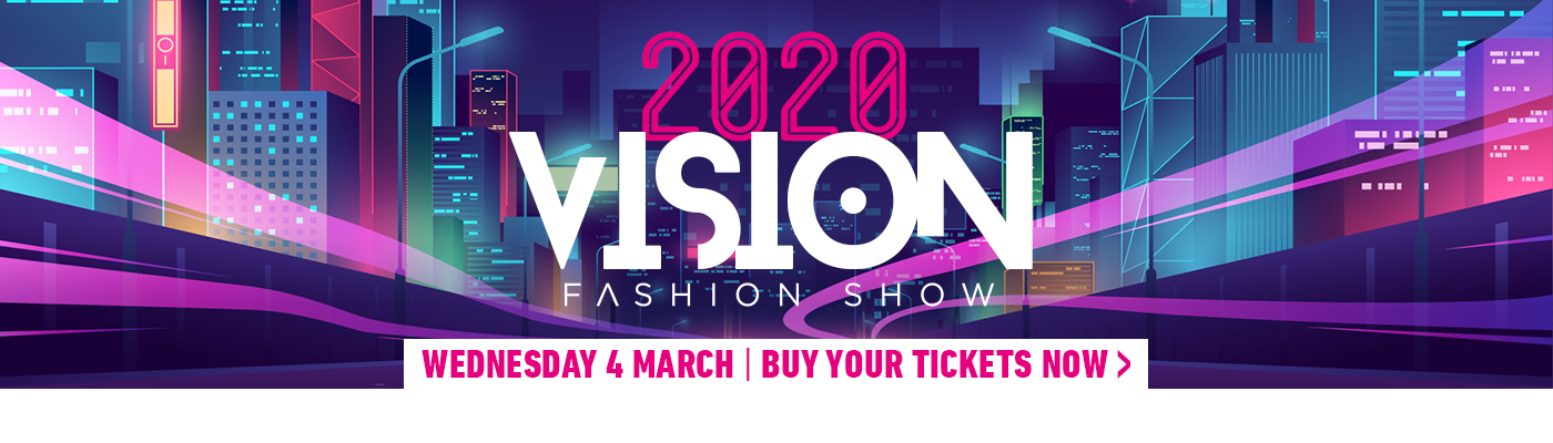 2020 VISION Fashion Show at Kangan Institute