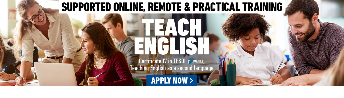 TESOL at Kangan Institute