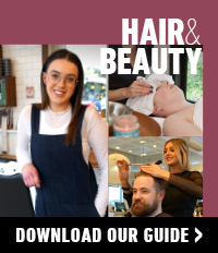 Hair and Beauty courses