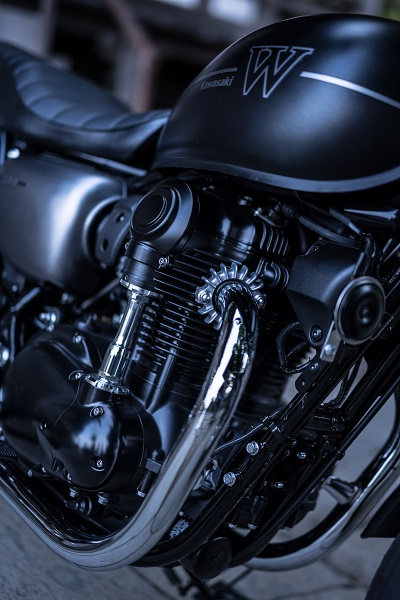All-New 2020 Kawasaki W800