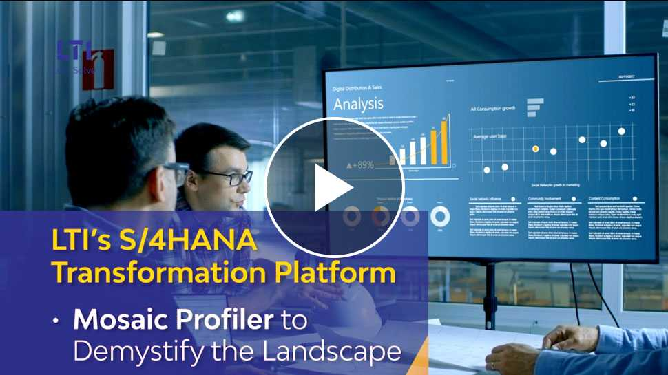 Video: Comprehensive SAP System Assessment, Landscape Health-check and Business Transformation Advisory for a Global HVAC Major