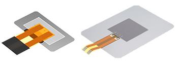 PiezoHapt™ actuators for tactile feedback