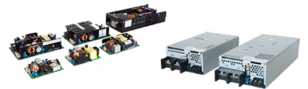 Medical standard-compliant power supplies CME-A Series and RWS-B/ME Series