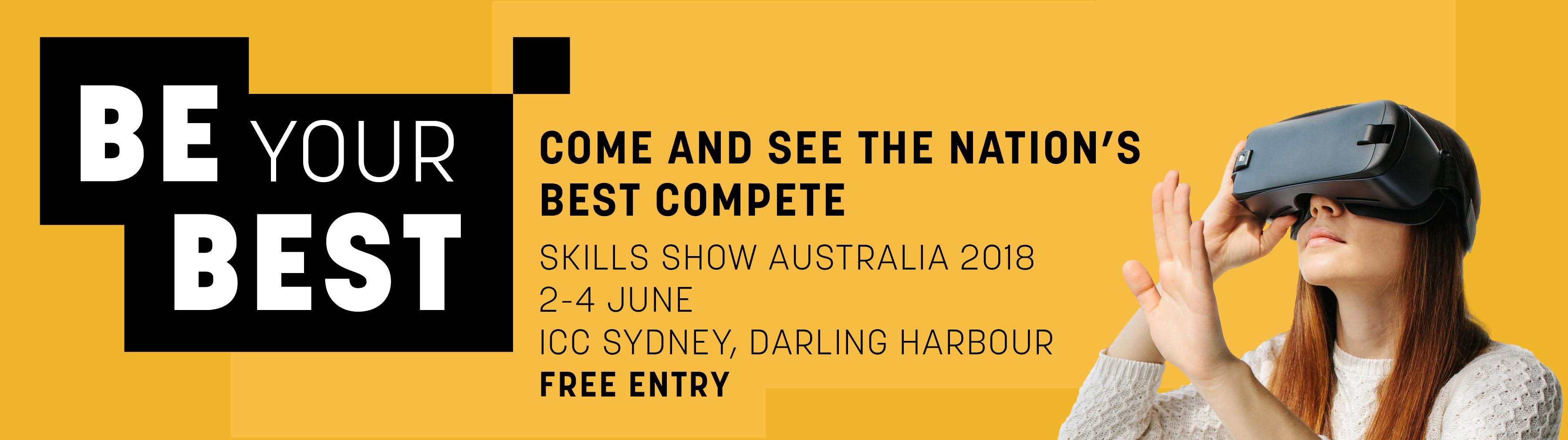 Skills Show Australia 2018